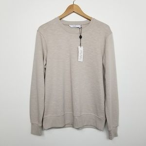Eleven Paris Silver Grey Sweatshirt